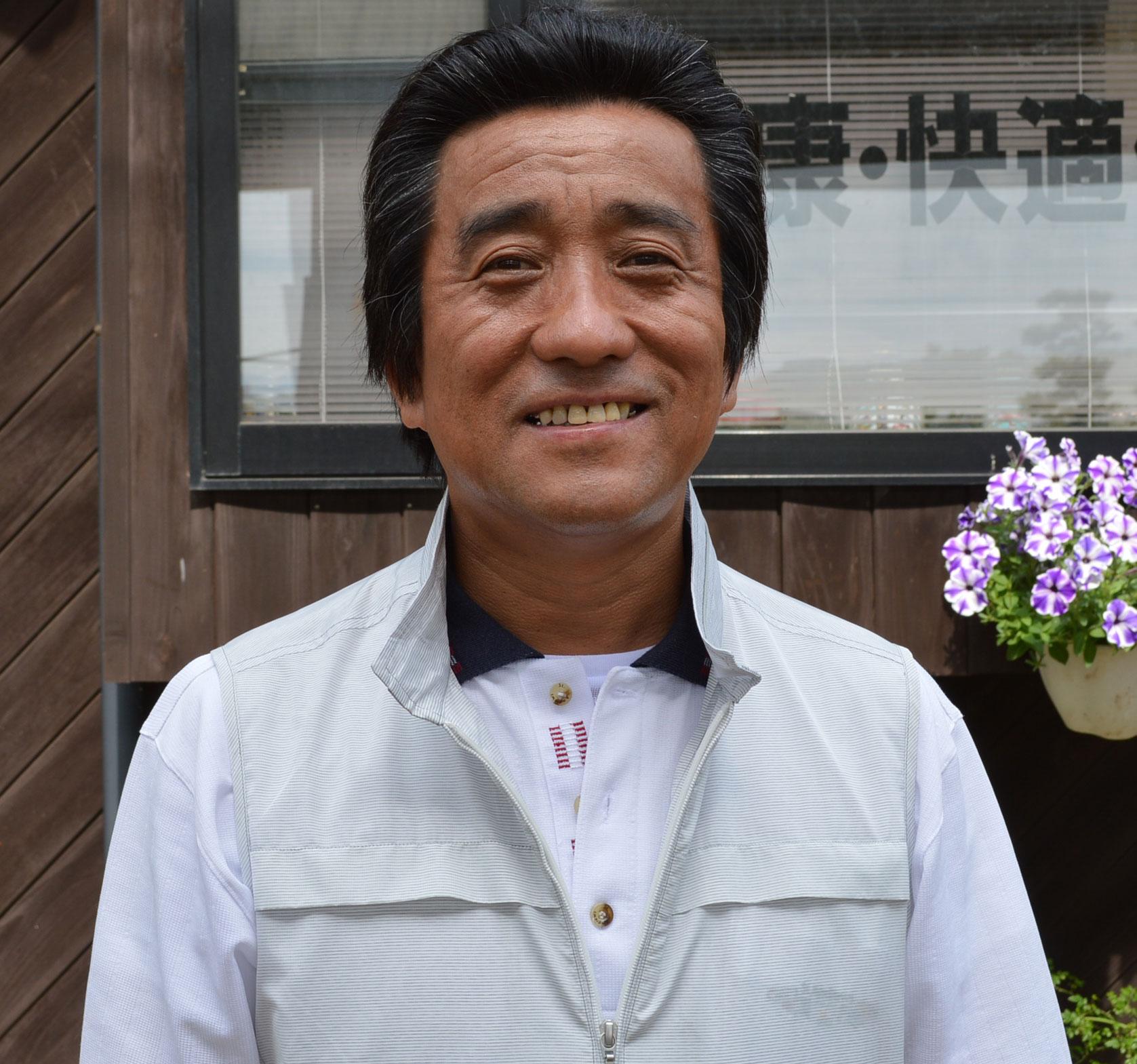 代表取締役 郷 健二
